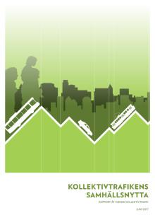 Kollektivtrafikens samhällsnytta - WSP rapport