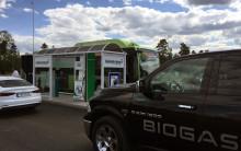 Biogas vinner mark i länet