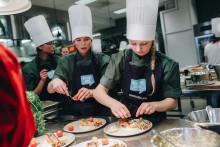 Orkla Foods Sverige stöttar Kockduellen för att fler elever ska välja kockyrket