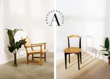 Swedese återlanserar tre klassiska stolar