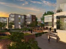 Veidekke bygger 67 lägenheter åt Riksbyggen