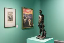 Zeitgenossen, Rivalen, Freunde: Erste gemeinsame Munch und Vigeland-Ausstellung in Oslo
