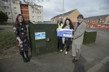 Shettleston's going superfast thanks to Digital Scotland