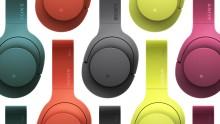 Tutustu korkean resoluution äänentoiston kiehtovaan maailmaan Sonyn uudella h.ear-mallistolla