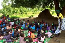 Plan International varnar för ytterligare en katastrof för barn i Sydsudan