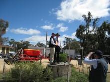 Väderstad-Verken vinner prestigefullt pris i Australien