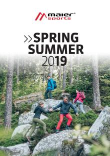 Workbook Spring/Summer 2019
