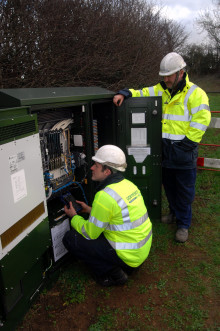 Villagers in Plaistow to put new broadband boosting technology through its paces