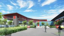 Würth bygger nytt huvudkontor och centrallager i Örebro