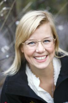 Sara Damber klar som talare till TEDxAlmedalen