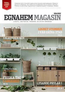Lev långsamt med årets Egnahem Magasin