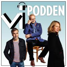 Vi startar podd – med Fredrik Lindström och Helena von Zweigbergk