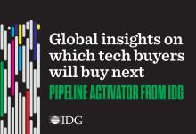 IDG lanserar tjänsten Pipeline Activator