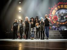 Guns N' Roses till Sweden Rock - Enda konserten i Norden