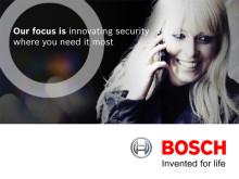 EET Europarts tecknar avtal med BOSCH övervakning- och säkerhetsprodukter.