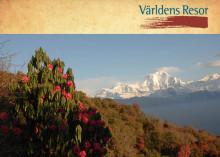 Nepal - vandra i Himalaya