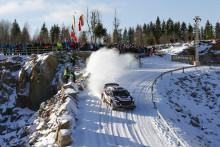 Program och tider för H.K.H. Prins Carl Philip och landshövding Kenneth Johansson vid Rally Sweden 2018