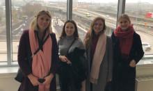 Traineebloggen: Hej! Vi är Siemens nya traineer Annica, Ebba, Linnea och Cecilia