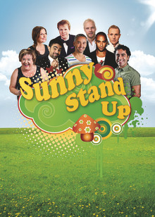 Sunny Stand Up på Stenungsbadens utomhusarena  den 27 juli