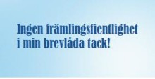 FP: Sverige behöver invandrare