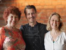 Gastronomiska Akademiens vänner provar svensk sorthonung
