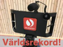 Solidsport slog nytt världsrekord under Storvretacupen