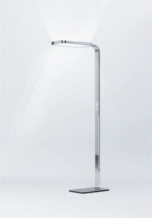 Lys og design i perfeksjon – stålampen Prana+ fra ESYLUX