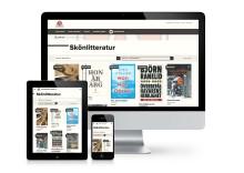 Butiken i fokus när Akademibokhandeln lanserar ny webbplats