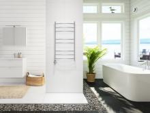 En handdukstork från Pax håller dina handdukar fräscha i sommar