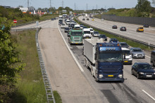 Ny rapport peger på biogas til tung transport