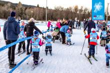 Visma arrangerer barneskirenn på Sognsvann