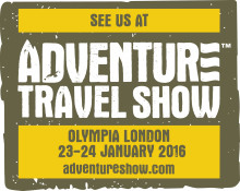 Panasonic at the Adventure Travel Show