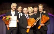 Spelföretag och omsorgsföretag vinnare i Årets Företagare 2012