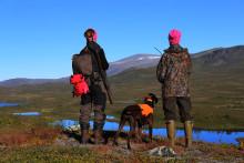 Möjlighet för Sveriges jägare få statligt jaktkort