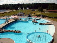 Medelhavsvärme på flera platser i Umeå