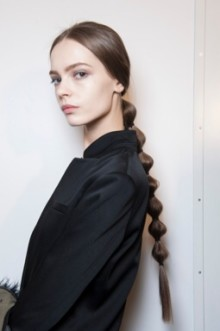 REDKEN for Valentino PFW AW14