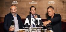 """Premiär: """"ART"""" med Johan Rheborg, Henrik Schyffert och Per Andersson"""