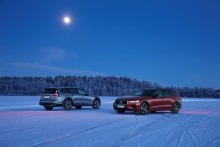 Volvo Car Sverige startar året som etta och tvåa