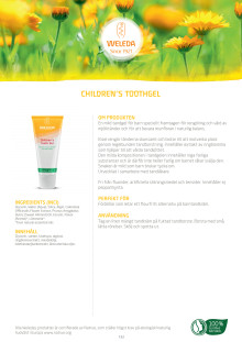 Children's Toothgel