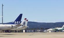 Legger til rette for alle flyselskaper