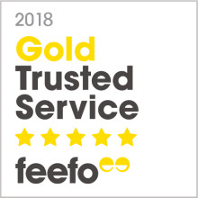 ​Cover4Caravans recognised as a Feefo Gold Trusted Merchant for third year running