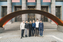 Varg Arkitekters stålentré vinner Steel Race Reuse 2019