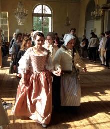 1700-talsdag på Drottningholms Slottsteater