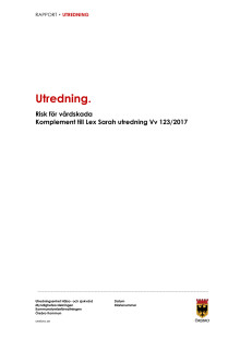 Utredning Lex Maria Vv 123_2017