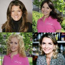 Hälsovecka hemma online tillsammans med Monika Ahlberg, Annika Jankell, Gabriella Svanberg och Annette Lefterow