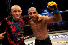 Sterk motstand for Bahari og Hermannson i Cage Warriors