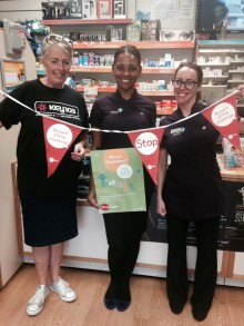 Stoptober welcomed by Rochdale borough residents