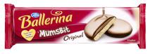 Ballerina toppar med mjölkchoklad