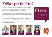 IQ i Almedalen 2014: Kröka på helfart?