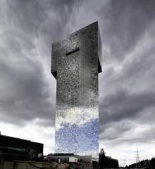 Scandic åpner Nordens høyeste hotell -  34 paljettkledde etasjer fra Buchardt